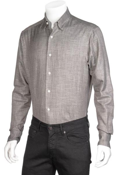 ERMENEGILDO ZEGNA Cotton Shirt