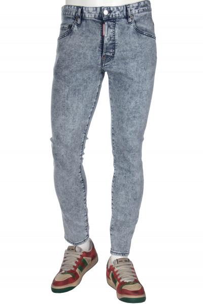 DSQUARED2 Jeans Skater Acid Wash