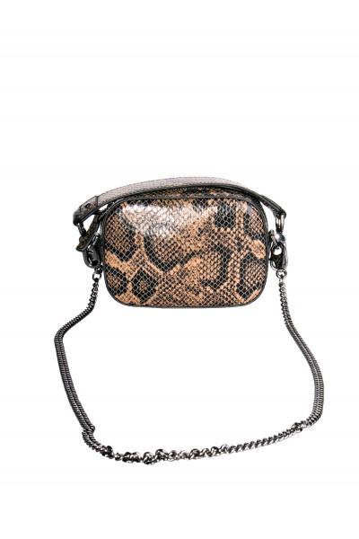 ASH Camera Bag Sibilla Snake