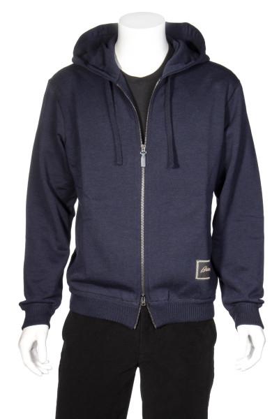 BRIONI Wool Blend Zip-Hoodie