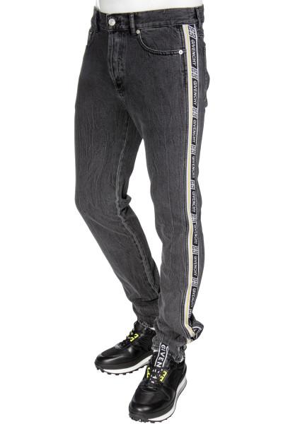 GIVENCHY Jeans Slim Logo Strap