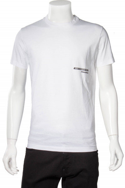 DSQUARED2 x MERT & MARCUS Logo T-Shirt
