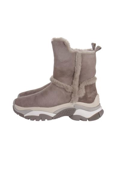 ASH Suede Boots Alpes