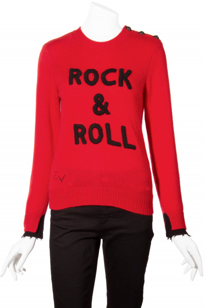 ZADIG & VOLTAIRE Cashmere Sweater Rock & Roll