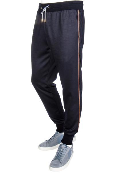 PAUL SMITH Sweatpants Sidestripe