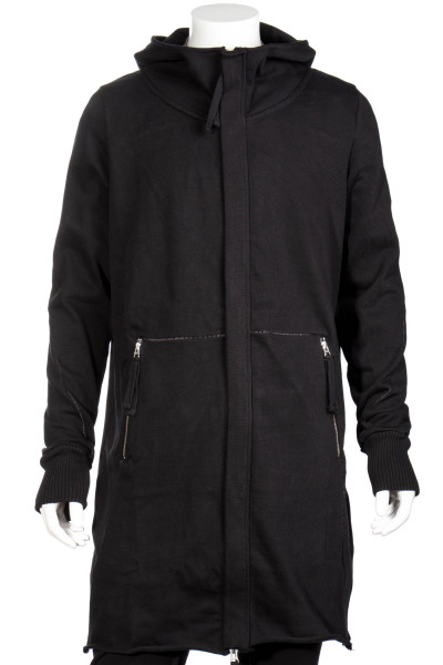 THOM KROM Hooded Jersey Parka