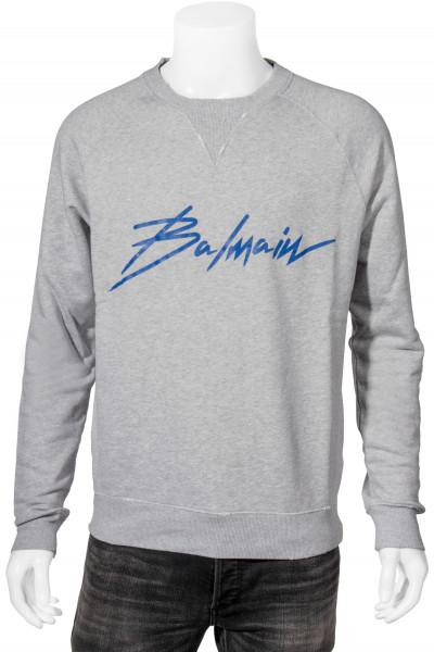 BALMAIN Signature Logo Sweatshirt