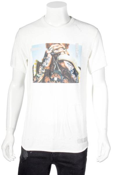 RH45 T-Shirt Snake Print