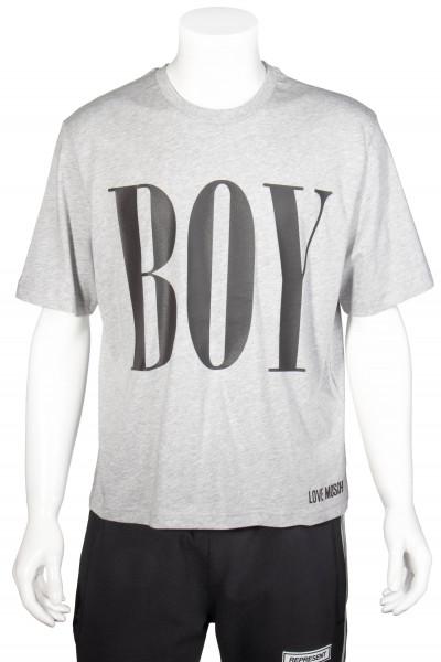 LOVE MOSCHINO Printed T-Shirt Boy