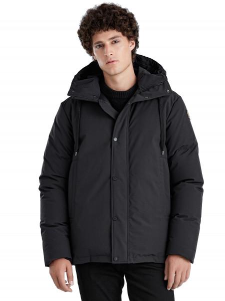 KANUK Hooded Down Jacket Sven