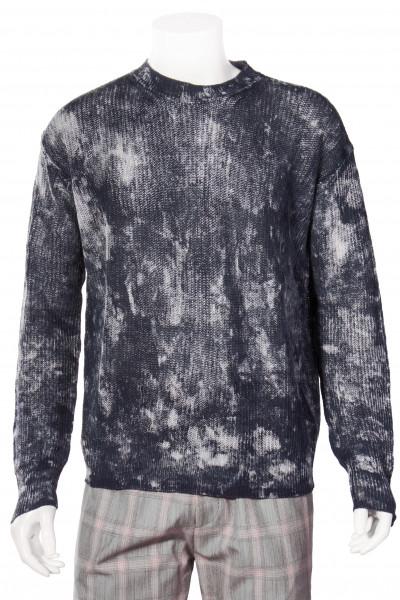 DANILO PAURA Knit Sweater Linen
