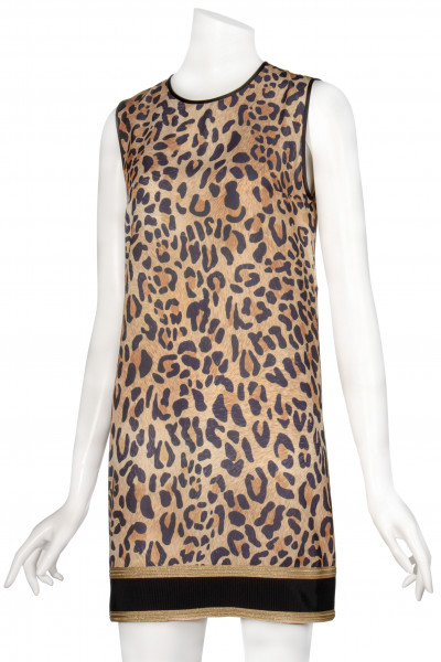 DSQUARED2 Dress Animal Print