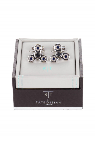 TATEOSSIAN Cufflinks Fidget Spinner