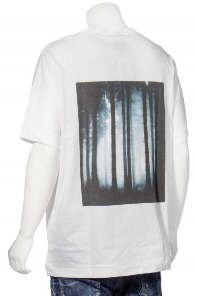 THOM KORM T-Shirt Back Print