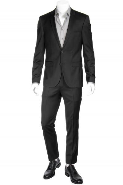 HUGO Suit Adris Superblack