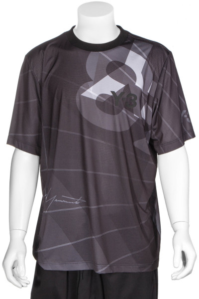 Y-3 AOP Football Shirt