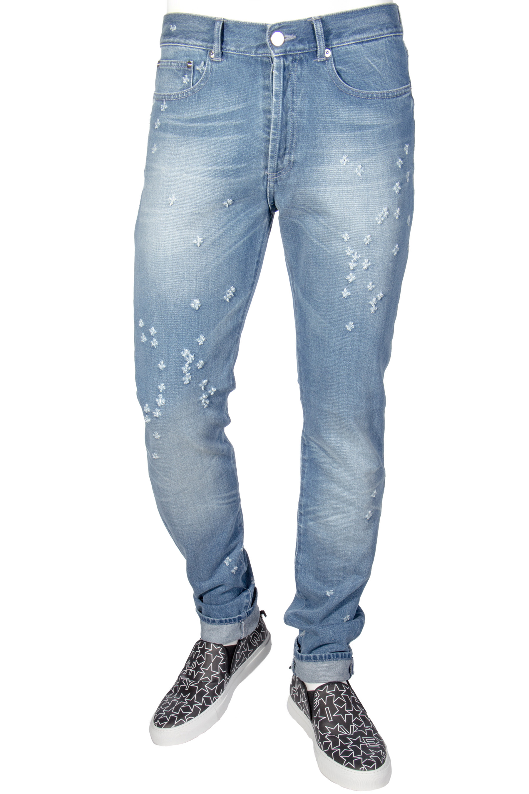 6617d572b3 Preview  GIVENCHY Jeans Distressed ...