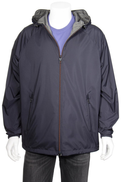 LORO PIANA Niagara Hooded Reversible Jacket
