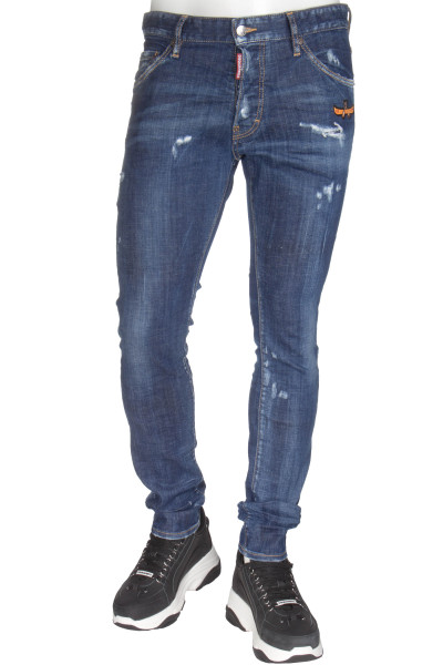 DSQUARED2 Jeans Cool Guy Camoe Wash