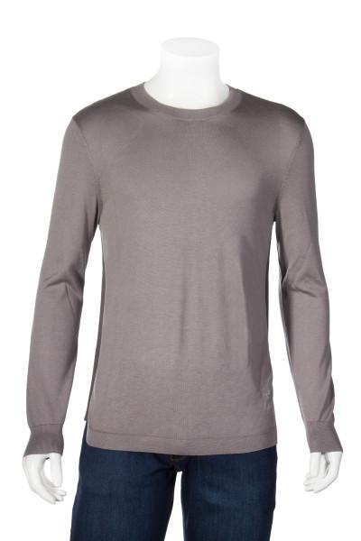 EMPORIO ARMANI Silk/ Cotton Knit Sweater