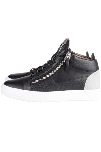 GIUSEPPE ZANOTTI High Top Sneakers Kriss Spot
