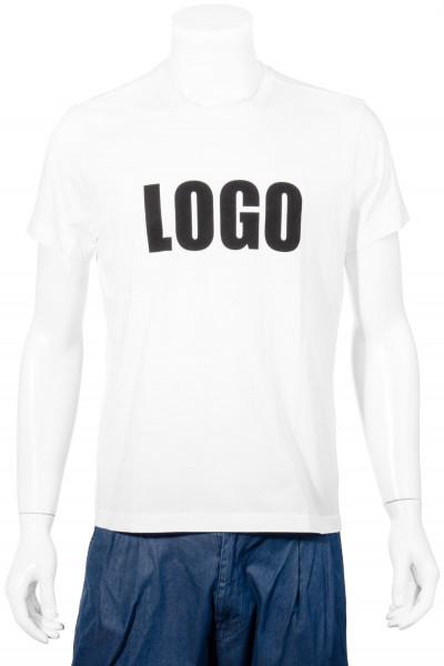 ASPESI T-Shirt LOGO Print