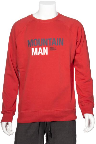 RON DORFF Sweater Printed Mountain Man