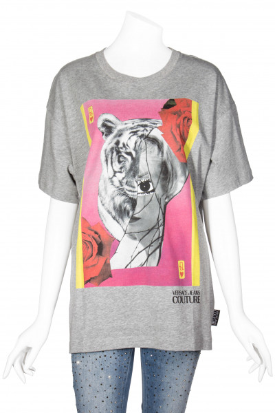 VERSACE JEANS COUTURE Oversized T-Shirt