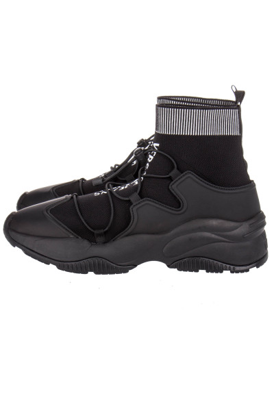 VERSACE JEANS COUTURE Absolu High-Top Sneakers
