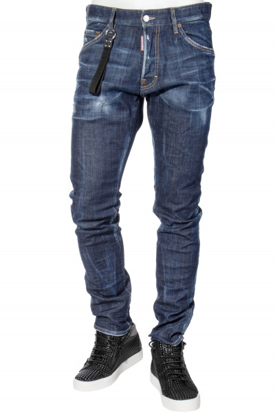 DSQUARED2 Jeans Cool Guy Blue Cadet