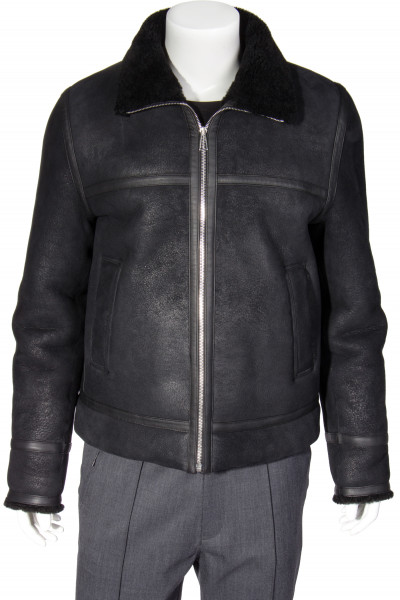 PS Paul Smith Sheepskin Flight Jacket