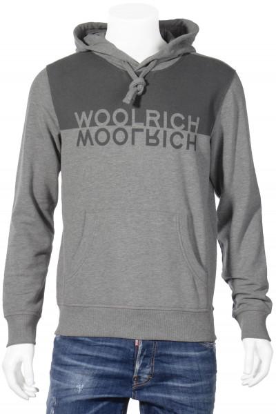 WOOLRICH Hoodie Logo