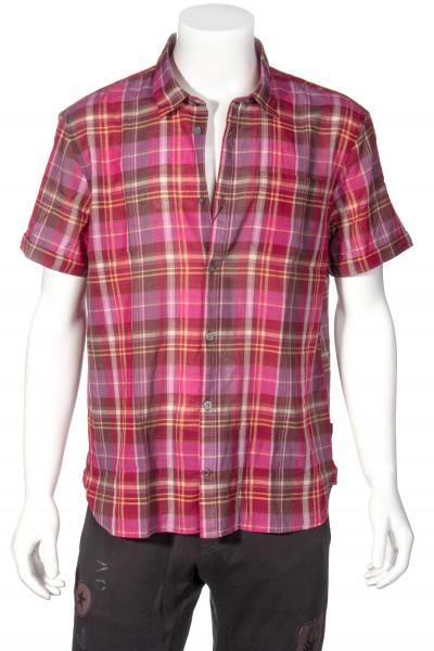 JOHN VARVATOS Checked Shirt
