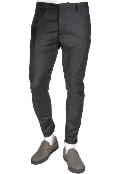 LANVIN Wool Biker Pants