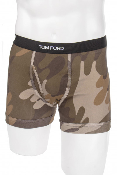 TOM FORD Camouflage Boxer Brief