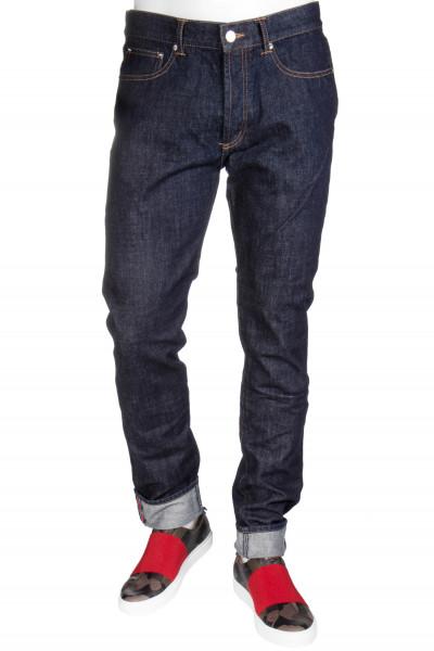 GIVENCHY Raw Denim Jeans