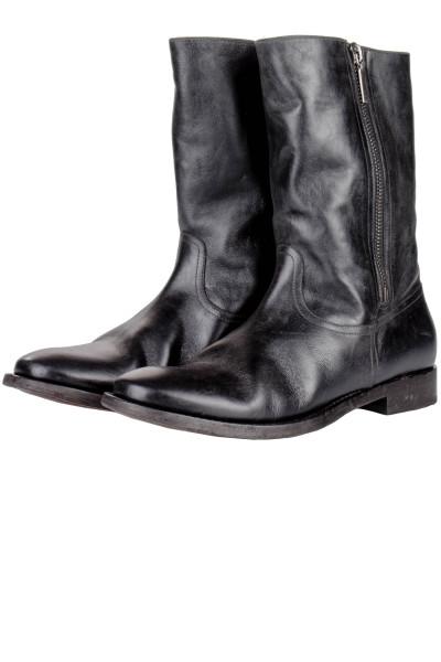 SAINT LAURENT Giubileo Matt Washed Boots