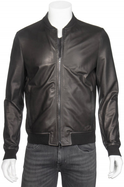 SALVATORE SANTORE Leather Jacket