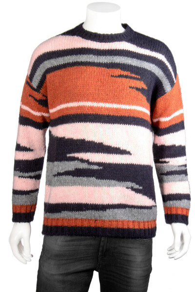 BLOOD BROTHER Knit Sweater Taynton