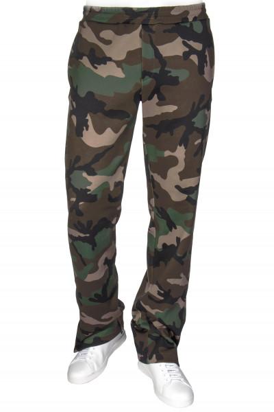 VALENTINO Camouflage Logo Track Pants