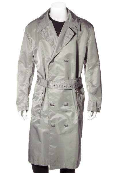BOSS Double Breasted Trench Coat Loup