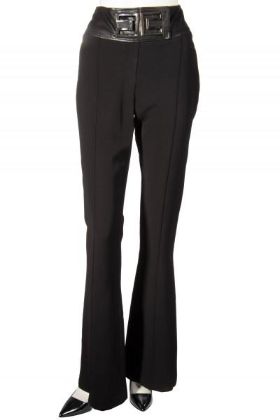 ELISABETTA FRANCHI Flared Trousers