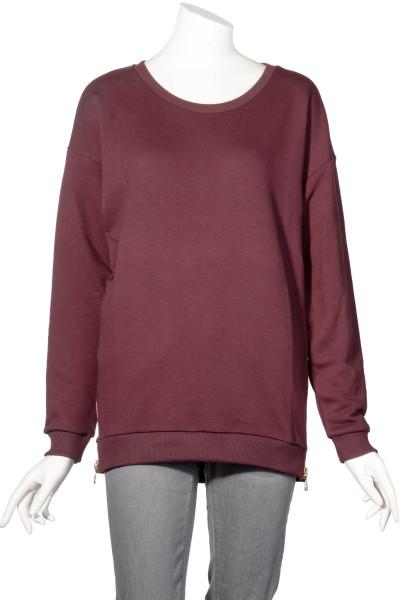 ROQA Sweatshirt Zip Details
