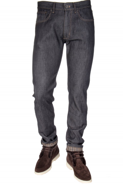BRIONI Five Pocket Jeans