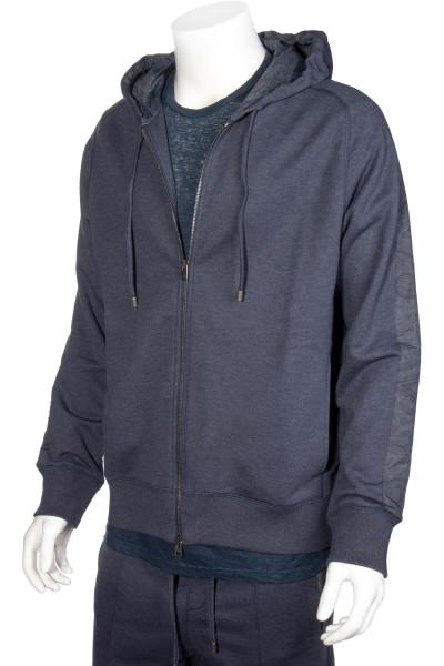 ETRO Zip-Hoodie Sidestripe