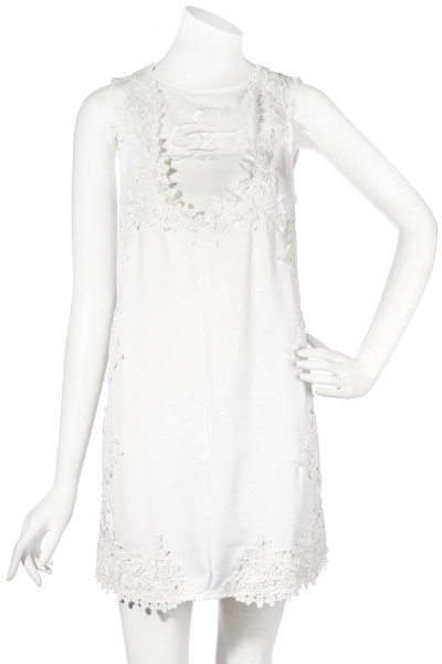 ELISABETTA FRANCHI Embroided Dress