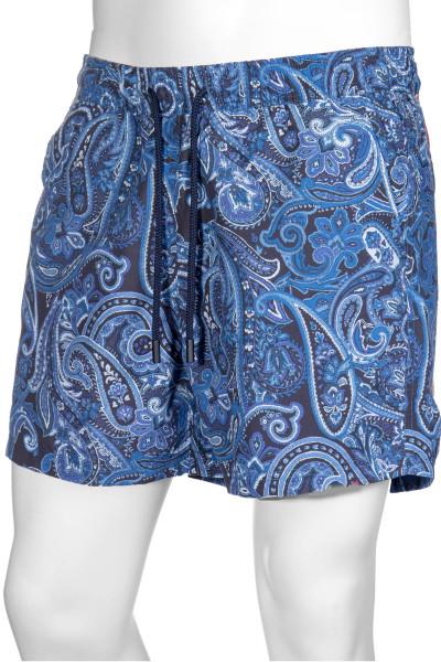 ETRO Swim Shorts Printed Paisley