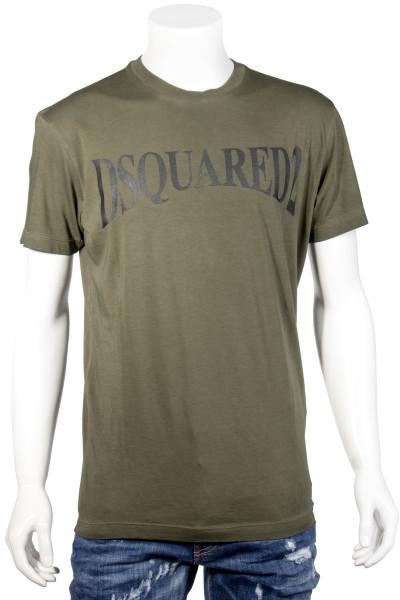 DSQUARED2 T-Shirt Logo Print