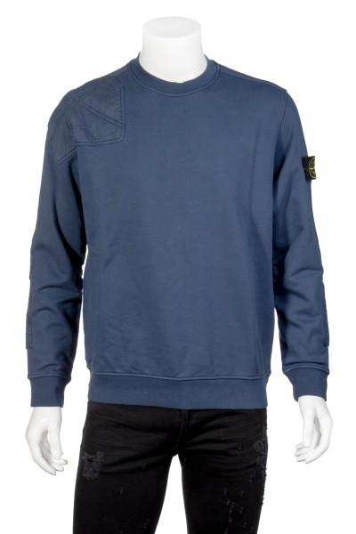 STONE ISLAND Sweatshirt Sleeve Details