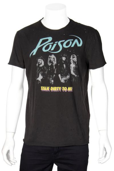 JOHN VARVATOS T-Shirt Poison Print